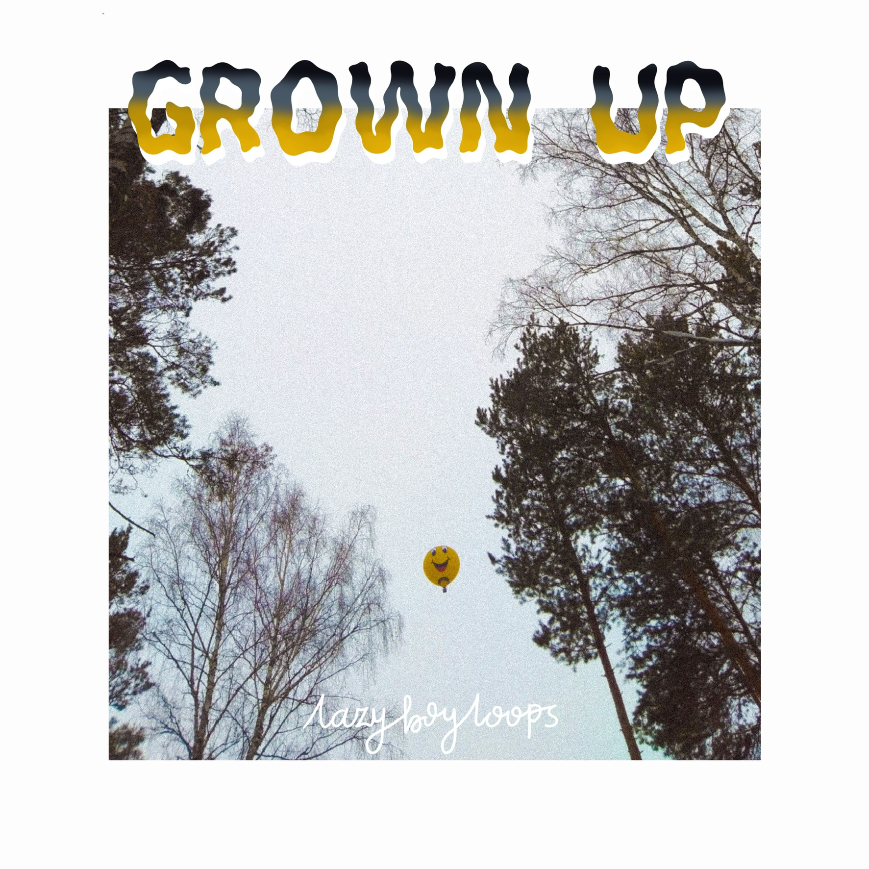 Cover art for lazyboyloops Grown Up EP