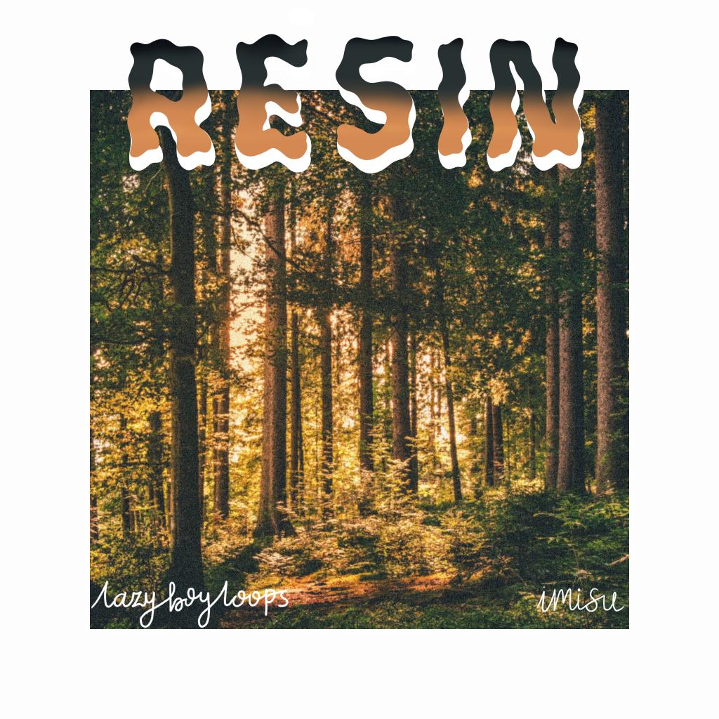Album art for Resin the lofi hip-hop, chillhop track from lazyboyloops and Imisu